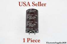 820 uF - 200V 1 piece ELECTROLYTIC CAPACITOR,  USA Seller !!!