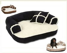 Dog Bed Large Pets Animals Soft Pillow Furniture Cats Sofa Puppy Foam Cushion