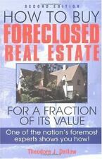 How to Buy Foreclosed Real Estate Dallow, Theodore J. Paperback