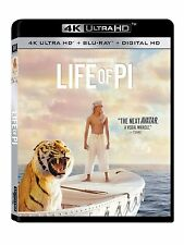 Life of Pi [4K UHD] [Blu-ray] [Rated: PG+Format: Blu-ray] March 1, 2016 EW