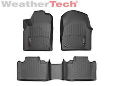 WeatherTech® DigitalFit FloorLiner - Dodge Durango w/Bucket - 2013-2015 - Black