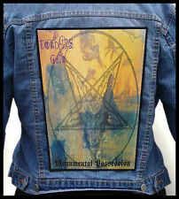 DODHEIMSGARD - Monumental Possession   --- Huge Jacket Back Patch Backpatch