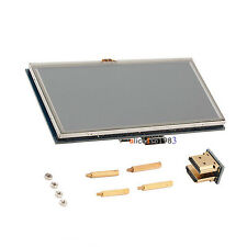 5 inch HDMI Touch Screen TFT LCD Panel Module Shield 800X480 For Raspberry Pi