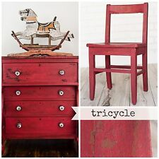 Miss Mustard Seed's Milk Paint - Tricycle red - 1 qt. - furniture painting DIY