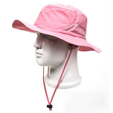 Mens Womens Fishman Hunting Cap Boonie Military Bucket Sun Hat Casual Sport