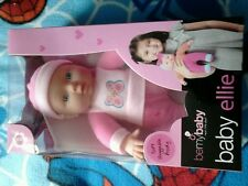 Be my baby baby ellie doll
