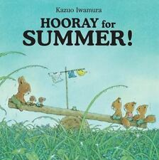 Hooray for Summer!-ExLibrary