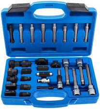 Alternador cambio llave vaso automóvil herramienta set para BOSCH VW AUDI bmw Ford