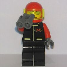 Lego - City - Aquazone Extreme Team Rescue Driver Control Explorer Minifigure #2