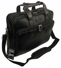 Business Satchel Dispatch Briefcase Pilot Cabin Flight Executive Shoulder Bag