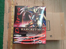 Bandai D-Arts adv Digimon Wargreymon Original Designers Edition figure limited