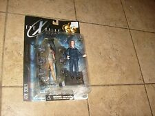McFARLANE  X FILES DANA SCULLY TV MOVIE ALIEN UFO FIGURE LOT MOC NEW SET
