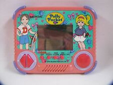 Polly Pocket Electronic Game Tiger 1994