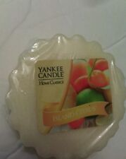 YANKEE CANDLE TART RARE AND AWESOME ISLAND CITRUS HOME CLASSICS