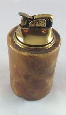 Vintage Evans Marble/Rock Table Lighter