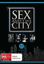 Sex And The City : Season 5 DVD Region 4 (VG Condition)
