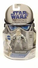 Star Wars Legacy Collection TLC Saga Legends Snowtrooper SL25 Carded Complete