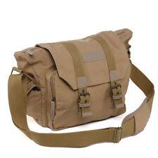 Waterproof DSLR SLR Canvas Camera Lens Case Shoulder Bag For Canon Nikon Sony