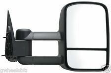 1999-2006, 2007 CHEVY/ GMC MANUAL TOWING SIDE MIRROR PASSENGER/ RIGHT SIDE RH