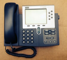 CISCO 7960G Unified IP Phone - VOIP 7900 Series Business Phone TESTED 30 Day Wty