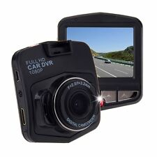 "2.4"" LCD Car Camera DVR 1080P HD Vehicle Video Recorder Dash Cam G-sensor BY"