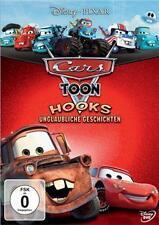 - DVD HOOKS UNGLAUBLICHE GESCHICHTEN - CARS TOON **NEU*