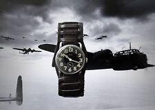 ROCAIL 2.WK MILITARY DEUTSCHE REICHSLUFTWAFFE PILOTEN FLIEGER DIENSTUHR 1936
