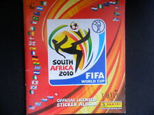 Panini/South Africa 2010 Fifa World Cup Album vollständig + Klose