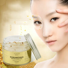 Osmanthus fragrans Fresh petals eye mask Moisturizing eye bags eyes mask 60 Pcs
