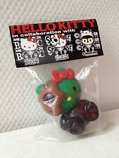 Hello Kitty Balzac Secret Base Zombie Edition Sanrio Collectible sofubi Japan LE