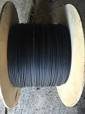500m 8 Core 50/125 OM3  Loose Tube Fibre Optic Cable LSZH