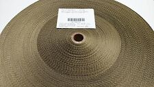 "COYOTE 1 3/4"" INCH MILITARY SPEC WEBBING 100 YARD ROLL FABRIC OUTDOOR CAMO #324"