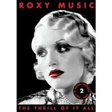 Roxy Music - The Thrill Of It All: A Visual/History 1979-1982 (OVP)