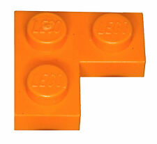Missing Lego Brick 2420 Orange Plate 2 x 2 Corner