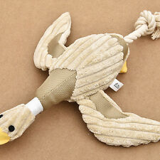 Pet Puppy Chew Squeaker Squeaky Plush Sound Duck for Dog Play Toy Hot Sale