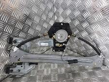 2002 CHRYSLER PT CRUISER 2.2 CRD NS PASSENGER SIDE REAR WINDOW MOTOR REGULATOR