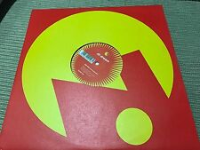 "DR DREAM - HIT ME 12"" MAXI UK OZONE 91 TECHNO"