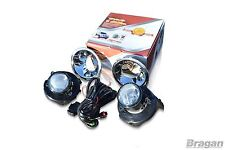 2005-2014 Nissan Navara D40 paraurti Spot FENDINEBBIA + chrome Surround + LED
