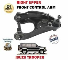FOR ISUZU TROOPER RIGHT FRONT UPPER TOP SUSPENSION TRACK CONTROL WISHBONE ARM