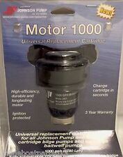 JOHNSON/ MAYFAIR/SPX 1000 GPH REPLACEMENT BILGE PUMP CARTRIDGE, NOT AFTERMARKET