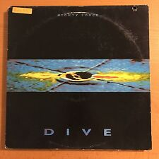 Mighty Force-Dive-LP-Combat-Vinyl Record