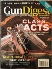 Gun Digest Class Acts New Tactical Guns For Self Defense Nov 2015 FREE SHIPPING!