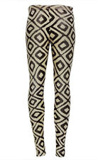 PATTERNED LEGGINGS GEOMETRIC NEW FASHION
