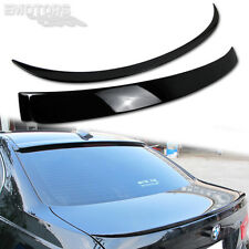 PAINTED BMW E90 3 SERIES A TYPE ROOF SPOILER + M3 TYPE BOOT TRUNK SPOILER WING ◢