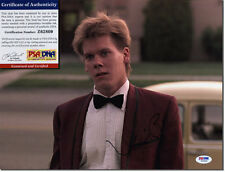 "KEVIN BACON Hand Signed 14x11"" Photo - ""Footloose"" - PSA/DNA - UACC RD #289"