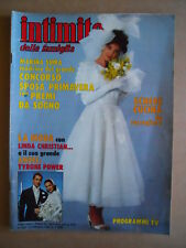 INTIMITA' n°2085 1986 Linda Christian Tyrone Power con inserto [D12]