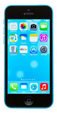 Apple iPhone 5c - 8GB - Blue GSM (AT&T) Smartphone. Opened. No Accessories