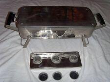 Vintage medical fileld sterilizer
