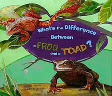 What's the Difference Between a Frog and a Toad?-ExLibrary