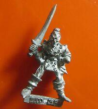 wood elf citadel GW games workshop elves collectors series 1401 sword 1985